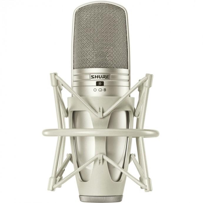 Shure KSM44A/SL Micrófono condenser para estudio