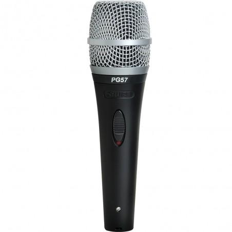 Micrófono dinámico PG57-LC especial instrumentos