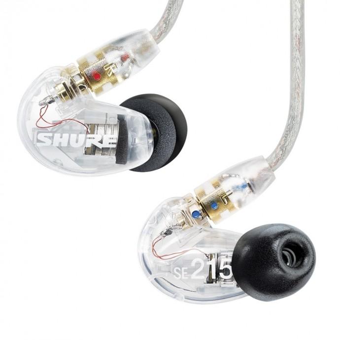 Auricular Intraural SE215 Profesional