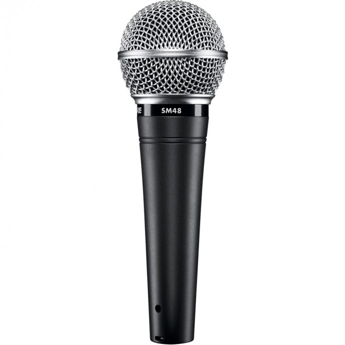 Microfono Dinamico, Cardiode, p;voces