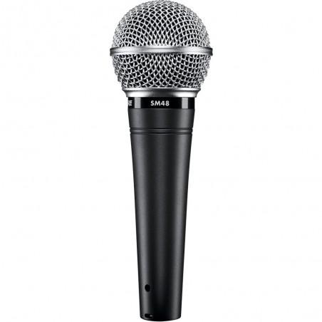 Micrófono vocal SM48-LC