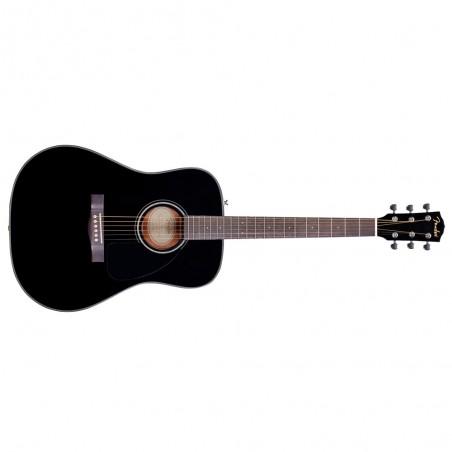 Guitarra acústica DG8S Pack para principiantes