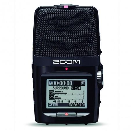 Zoom H2n Grabador digital portátil