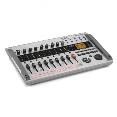Zoom R24 Grabador digital de 24 canales