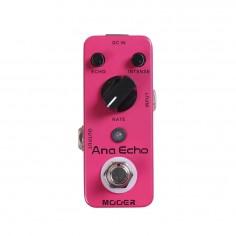 Micro Pedal de efecto p;guit, t: delay analog, warm;clear;s