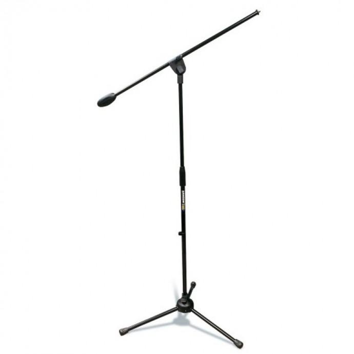 Soporte de microfono boom, liviano-profesional