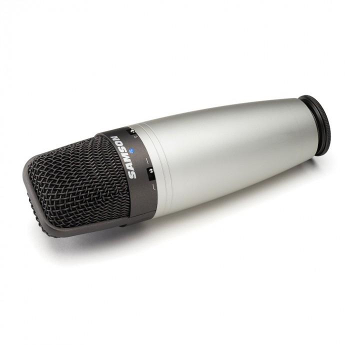Micrófono condenser C03 estudio