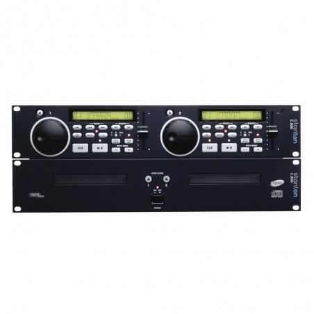 Stanton C500-220 cd player doble rackeable.