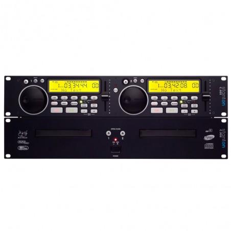 Stanton C502-AR cd-mp3 player doble rackeable.