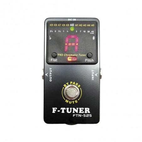 Ross FTN 525 pedal afinador cromatico.