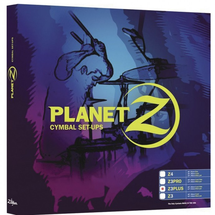 "Planet Z Pack Z3Pro (HH14"" & CR18"")"