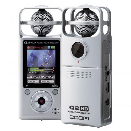 Zoom Q2HD/S Grabador de video en HD