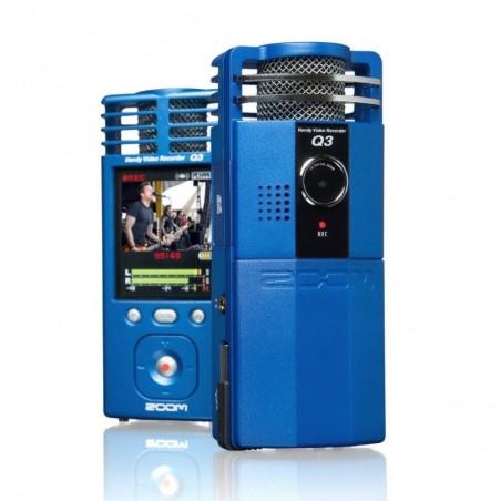 Zoom Q3CB Grabador de video