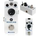 Micro pedal de efecto REECHO Pedal Digital Delay
