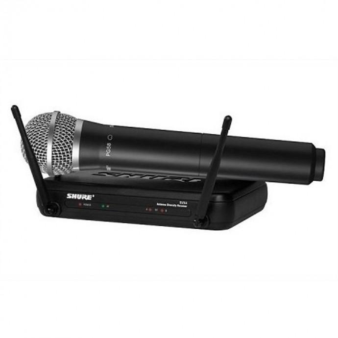 Sistema inalámbrico SVX24/PG28-P12 Vocal PG28