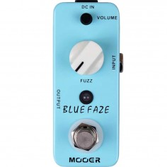 Micro pedal de efecto BLUE FAZE Vintage Fuzz