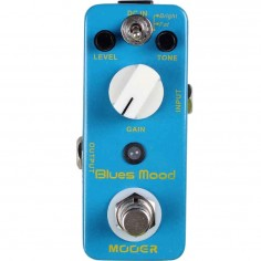 Micro pedal de efecto BLUES MOOD Overdrive