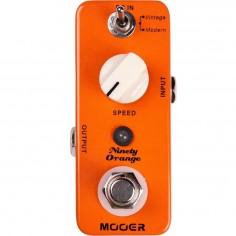 Micro pedal de efecto NINETY ORANGE Phaser