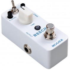 Micro Pedal de efecto p;guit, t: delay, Analog;Real Echo;Ta