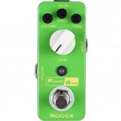 Micro pedal de efecto RUMBLE DRIVE overdrive