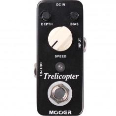 Micro pedal de efecto TRELICOPTER Trémolo