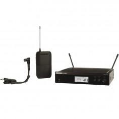 Shure BLX14AR/B98-H8 Sistema inalámbrico para Vientos