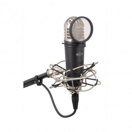 Samson MTR101A microfono condenser estudio estilo vintage.