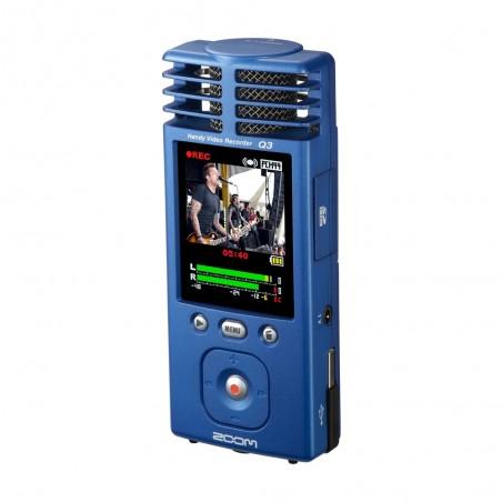 Zoom Q3 Grabador de video