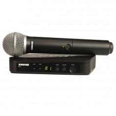 Sistema inalámbrico BLX24AR/PG58-M5 vocal PG58