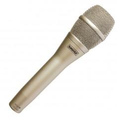 Microfono Cond, Cardiode;Supercard, p; voces, Champagne