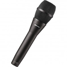 Microfono Cond, Cardiode;Supercard, p; voces, Charcoal Gray