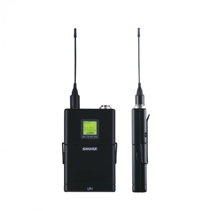 Shure UR1-J5 Transmisor inalámbrico Bodypack