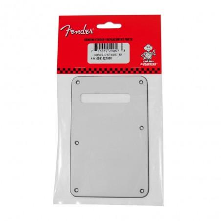 Fender Tapa trasera resortes Strat Vintage Blanca 1 capa