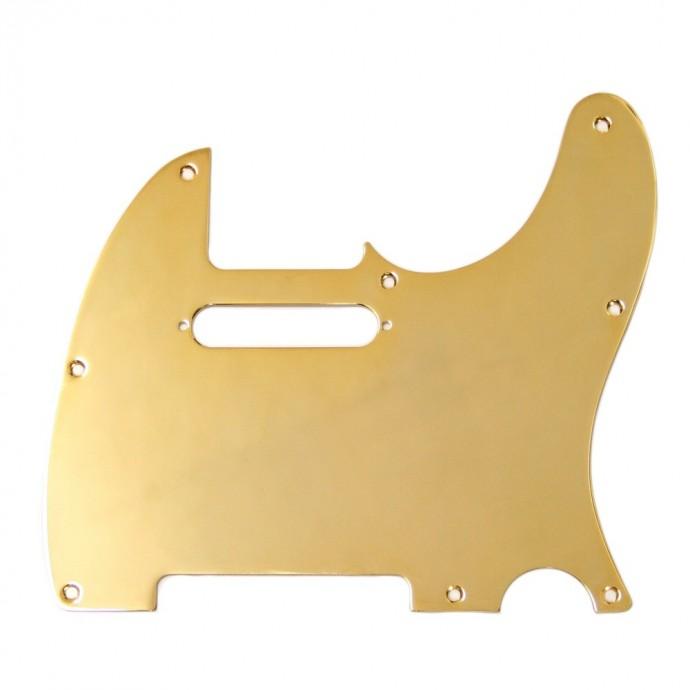 Fender Pickguard Telecaster AM STD Dorado