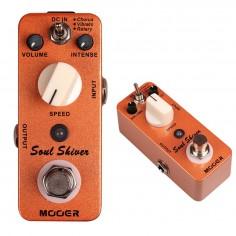 Micro pedal p;Guit. Multi Modulacion, Chorus; Vibrato; Lesl