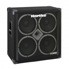 "Bafle para bajo de 4x10"",400w-8, + driver de 1"", Cono Celul"