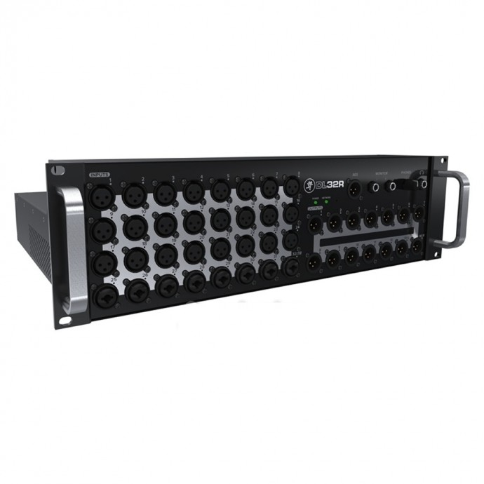 Mixer digital Inalambrico, 32in;14out xlr, 32x32 sin Router