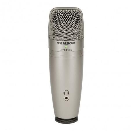 Samson C01UPRO microfono condenser de diafragma grande.