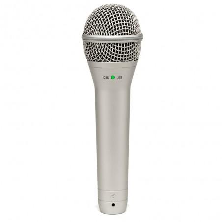 Samson Q-1U microfono dinamico USB.