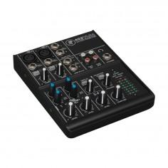 Mixer Grabacion;Vivo, 4 Ch, 2XLR+2Linea, Preamp Onyx, Eq 2