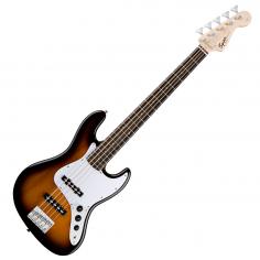 Bajo Elec. Jazz Bass Affinity V RWN, 5 Cuerdas, Sunburst