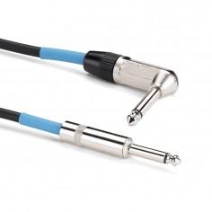 Cable p;Instrumento, Tourtek 10` (3,30 mts), plug metalico