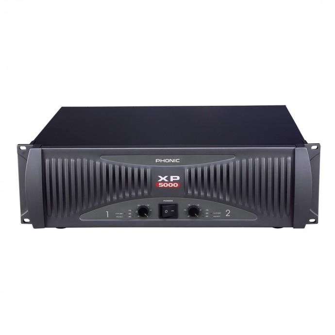 Amplificador de potencia XP5000
