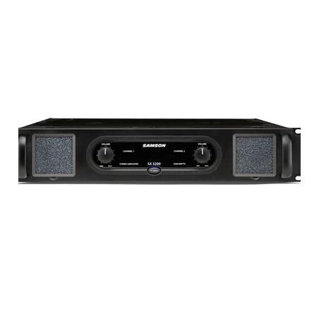 Samson SX3200 potencia 1100+1100.