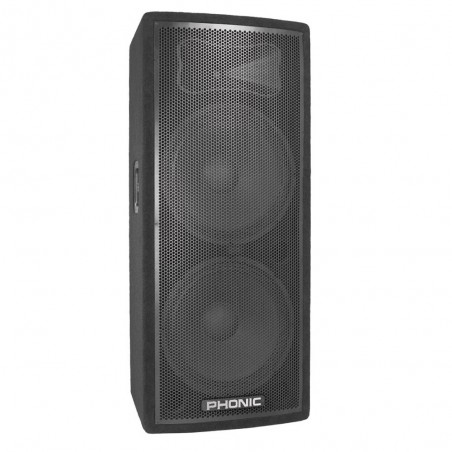 "Bafle pasivo aSK215 2x15""+Dr 1.3"" Tit, 400w/4 RMS, 45Hz-20kHz"