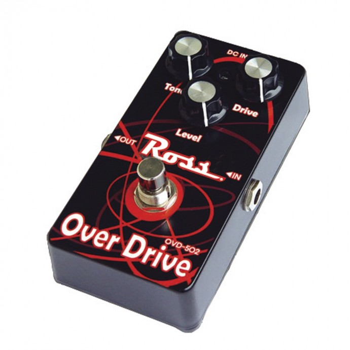 Pedal guitarra Ross OVD 502 overdrive.