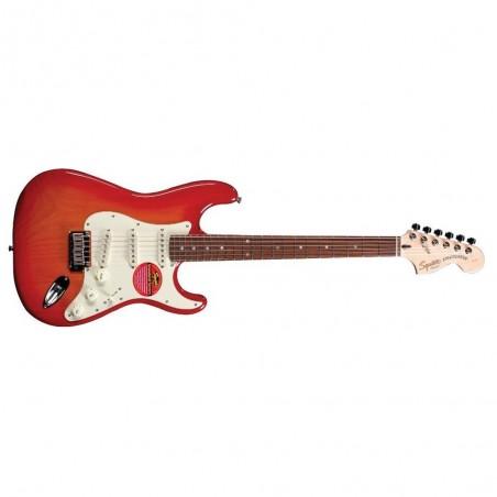 Guitarra eléctrica Squier Stratocaster Standard Special Edition RWN, Cherry Sunburst