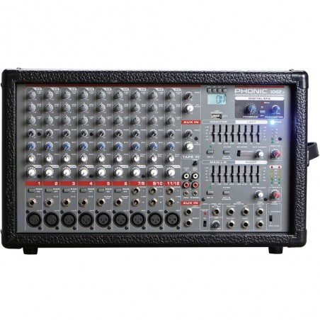 Consola Potenciada POWER1062R