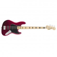 Bajo Eléctrico Jazz Bass Squier Vintage Modified 70's, Duncan Des. JJ, Candy Apple Red