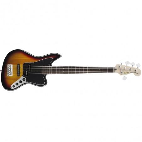 Bajo eléctrico Jaguar Bass V Vintage Modified, 5 cuerdas Sunburst